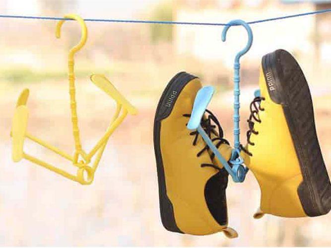 แนะนำวิธีการทำความสะอาดรองเท้าและอุปกรณ์สำหรับเด็ก