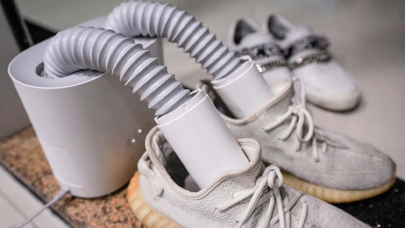 เครื่องอบรองเท้าดีไหม
